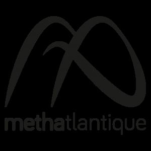 Logo monochrome noir