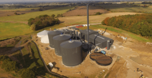 Nature Energy, Midfyn, DK - 360000t